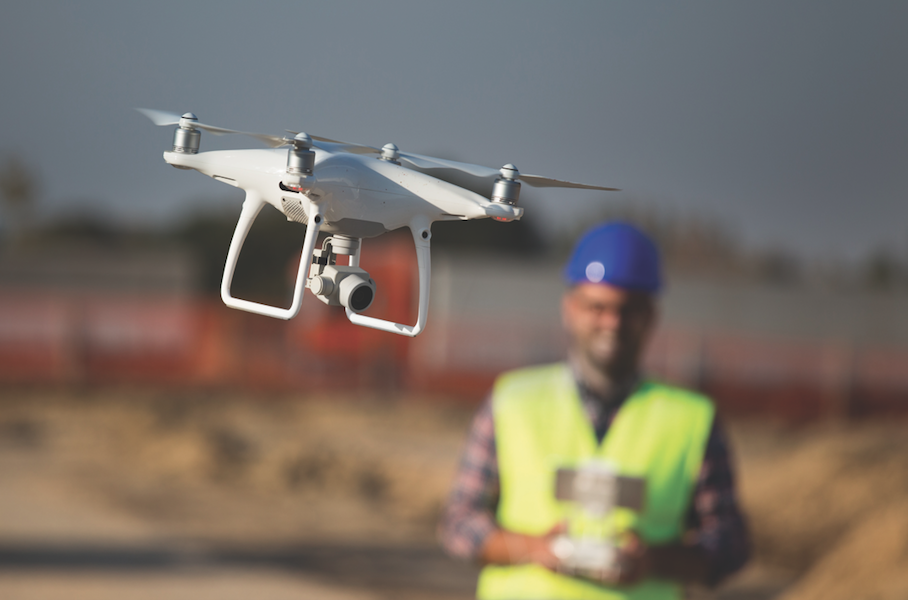 3 Ways Drones Will Change Everything For Contracting