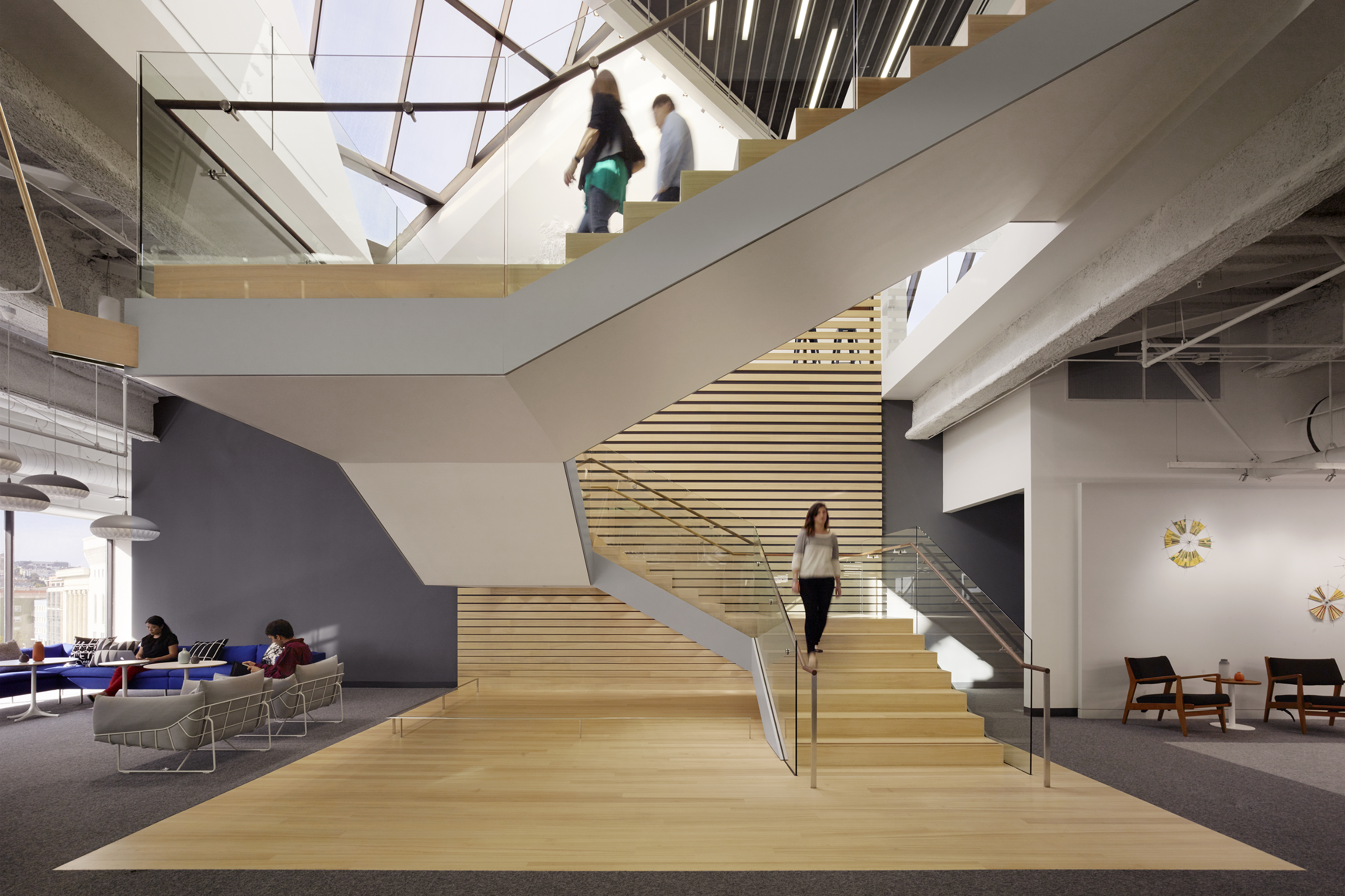 Square Inc Headquarters Architect Magazine