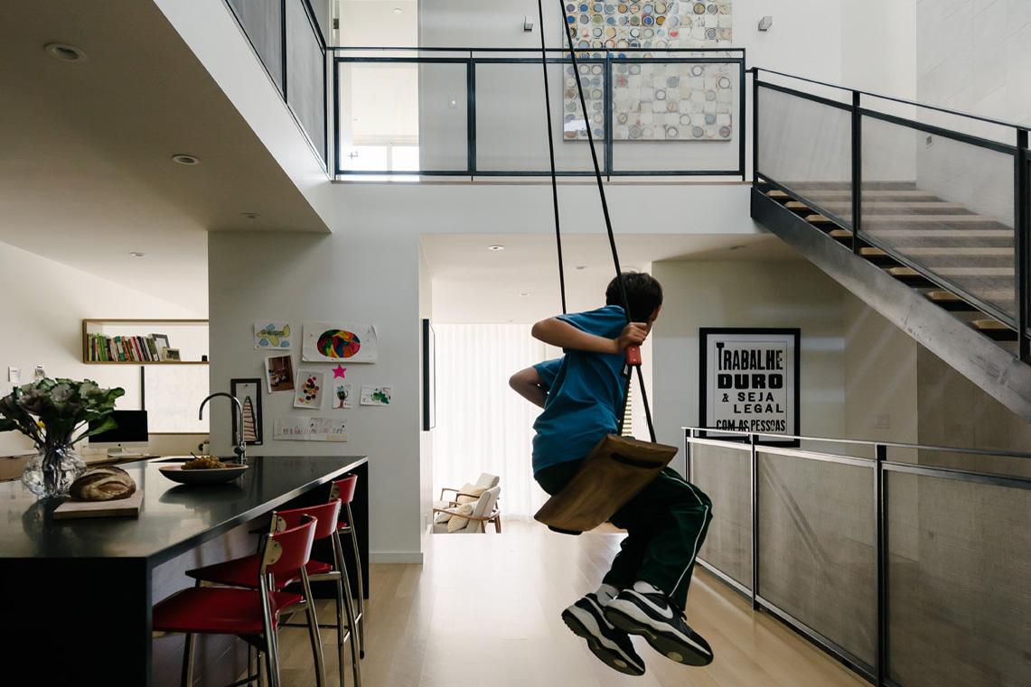 Fitty Wun House Custom Home Magazine Feldman