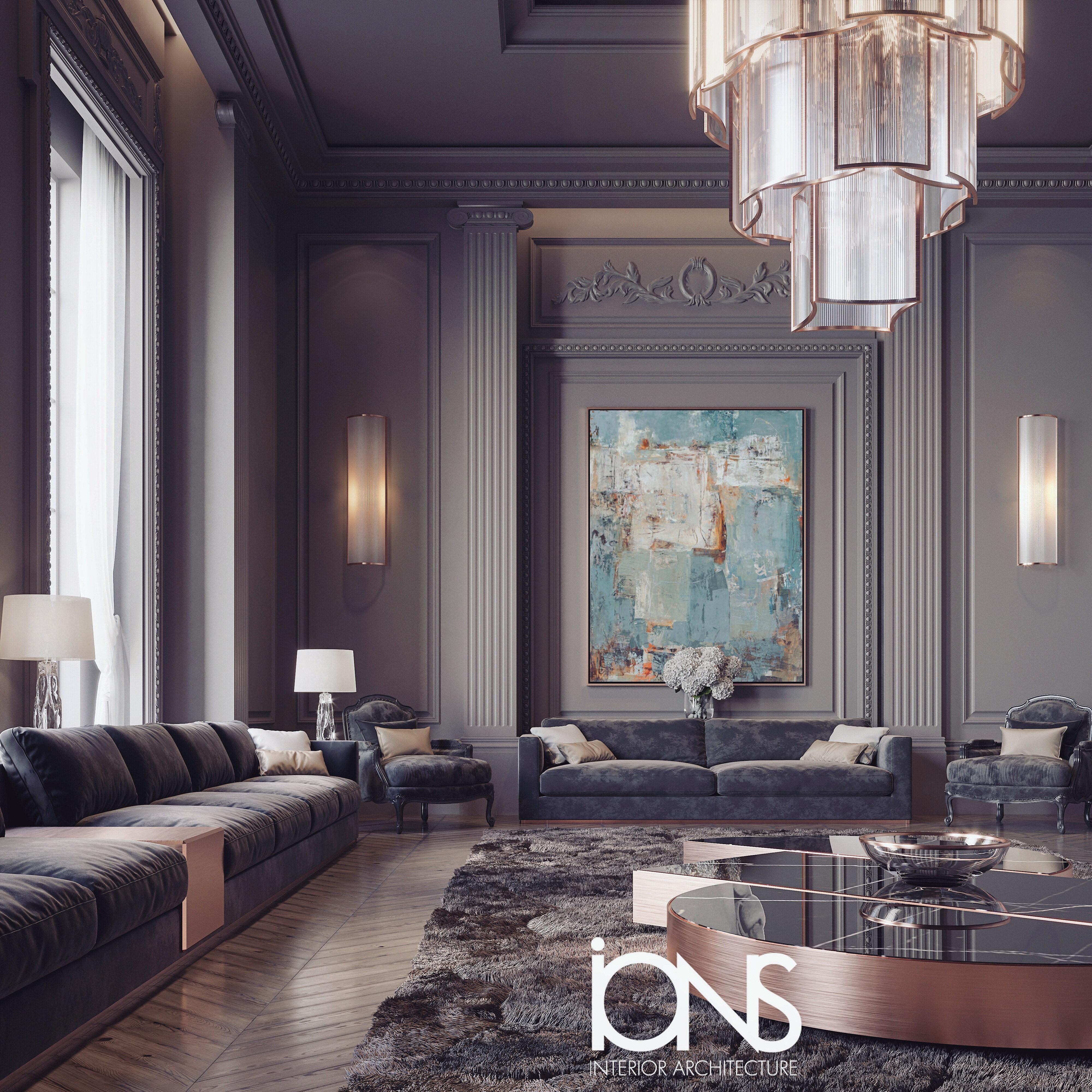 Gray Living Room Design Ideas Architect Magazine