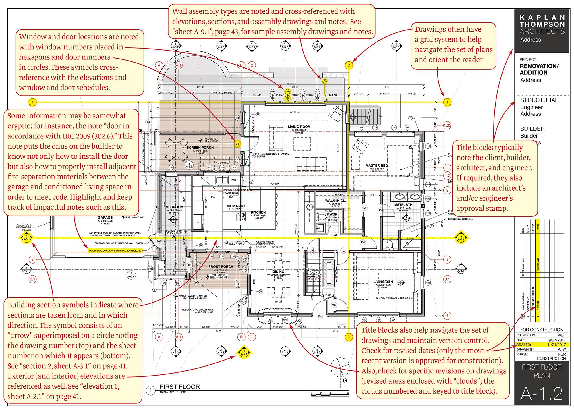 Reading Blueprints Jlc Online