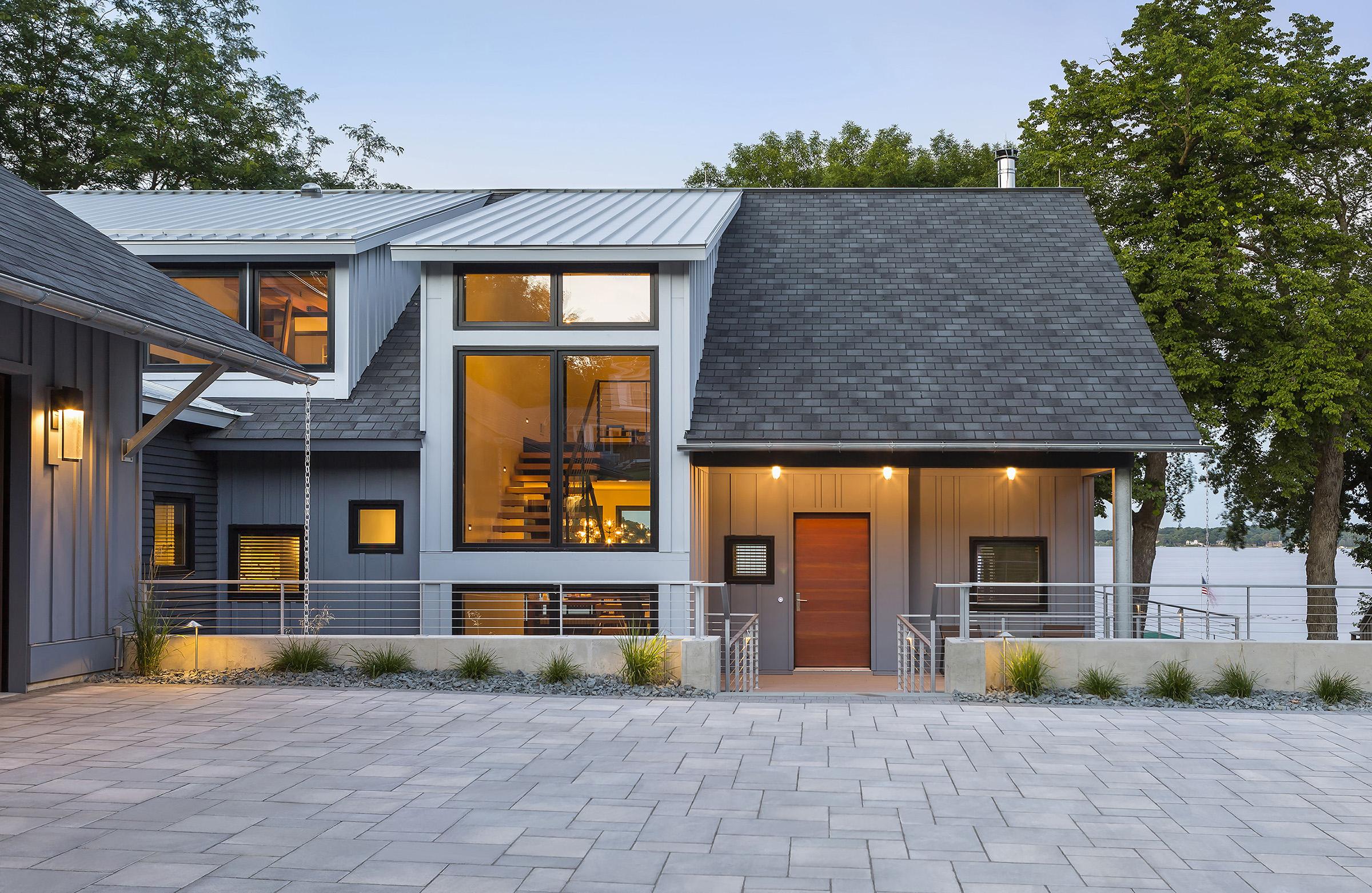 Lake Edge Architect Magazine