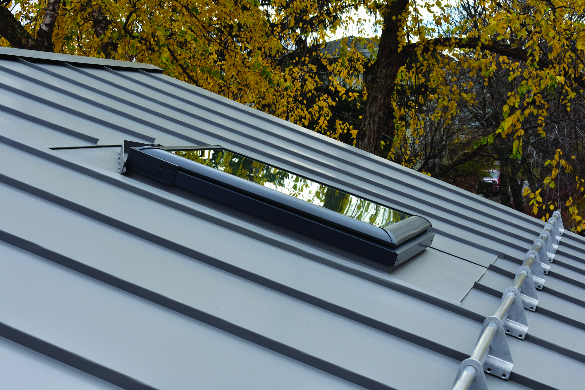 Skylights For Metal Roofs Jlc Online