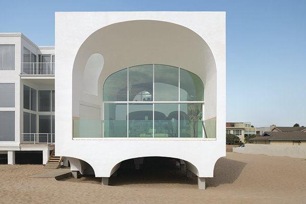 Vault House Designed By Johnston Marklee Architects