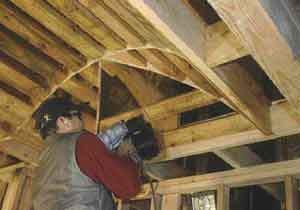 Framing A Barrel Vault Ceiling Jlc Online