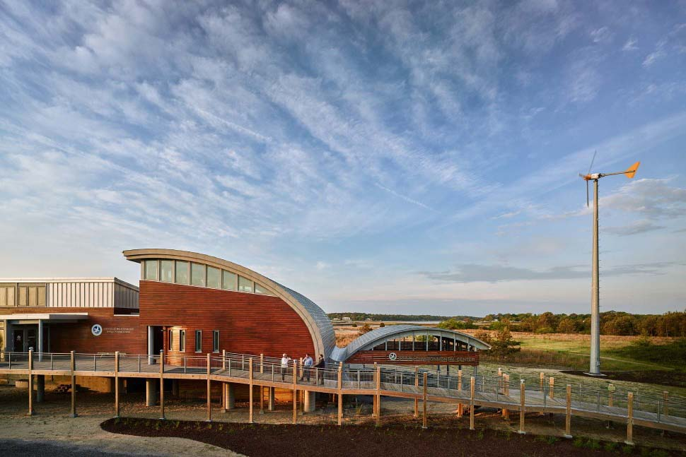 Brock Environmental Center Architect Magazine