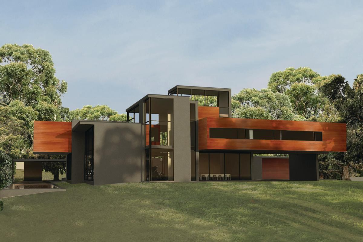 Ra50 david jameson architect residential architect - The edgemoor residence by david jameson architect ...