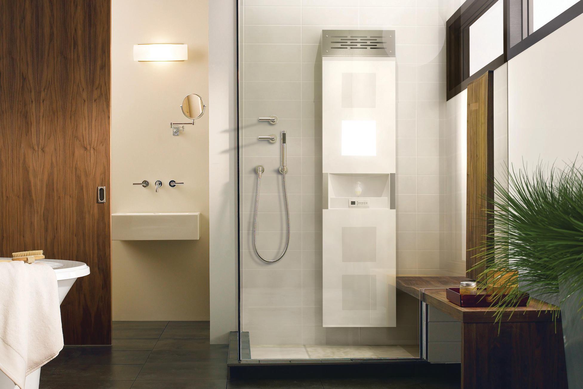 BainUltra\'s Vedana | Builder Magazine | Products, Bath, Shower ...