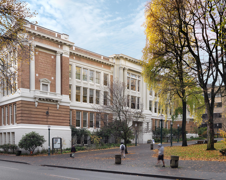 Portland State University Lincoln Hall Architect