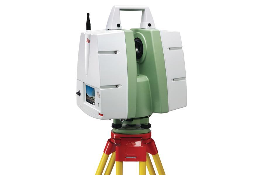 All In One Scanning Solution Concrete Construction