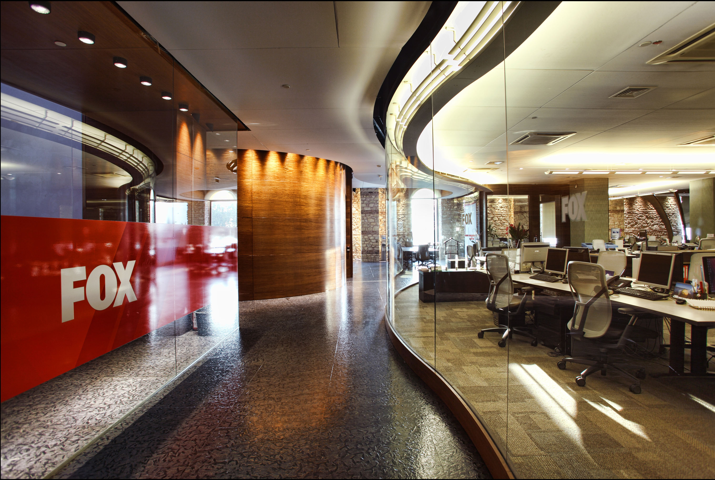 Fox Tv Turkey Office Studios Architect Magazine Gooa