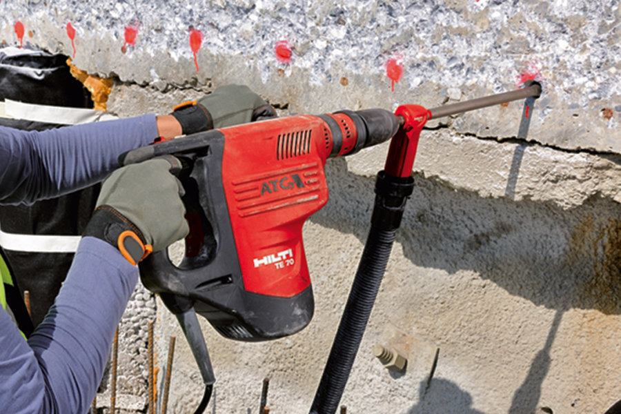 Hilti Te Cd And Te Yd Safe Set Adhesive Anchoring System