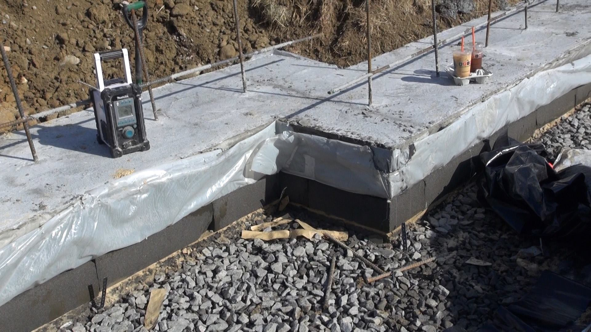 Insulated Footings For A Massachusetts Passive House Jlc