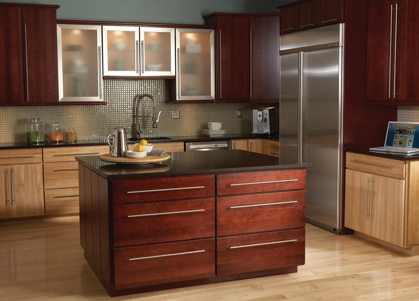 Formaldehyde-Free Hardwood Plywood Cabinets From Armstrong ...