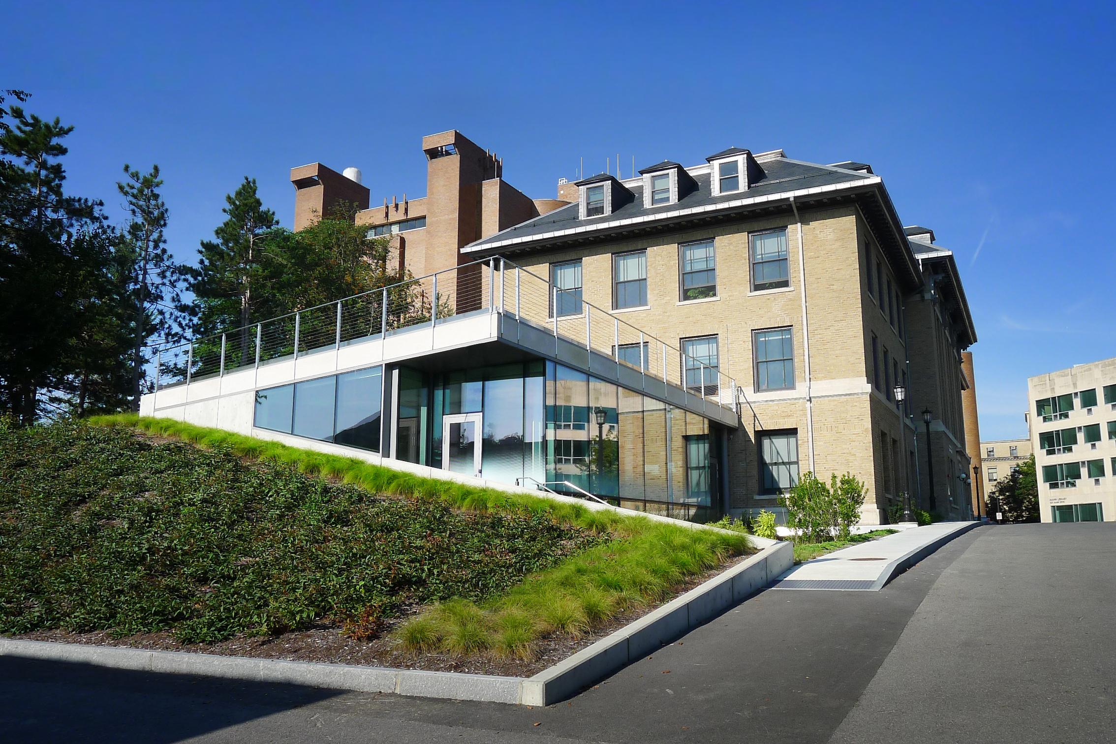 Cornell University Rehabilitation Of Fernow Hall