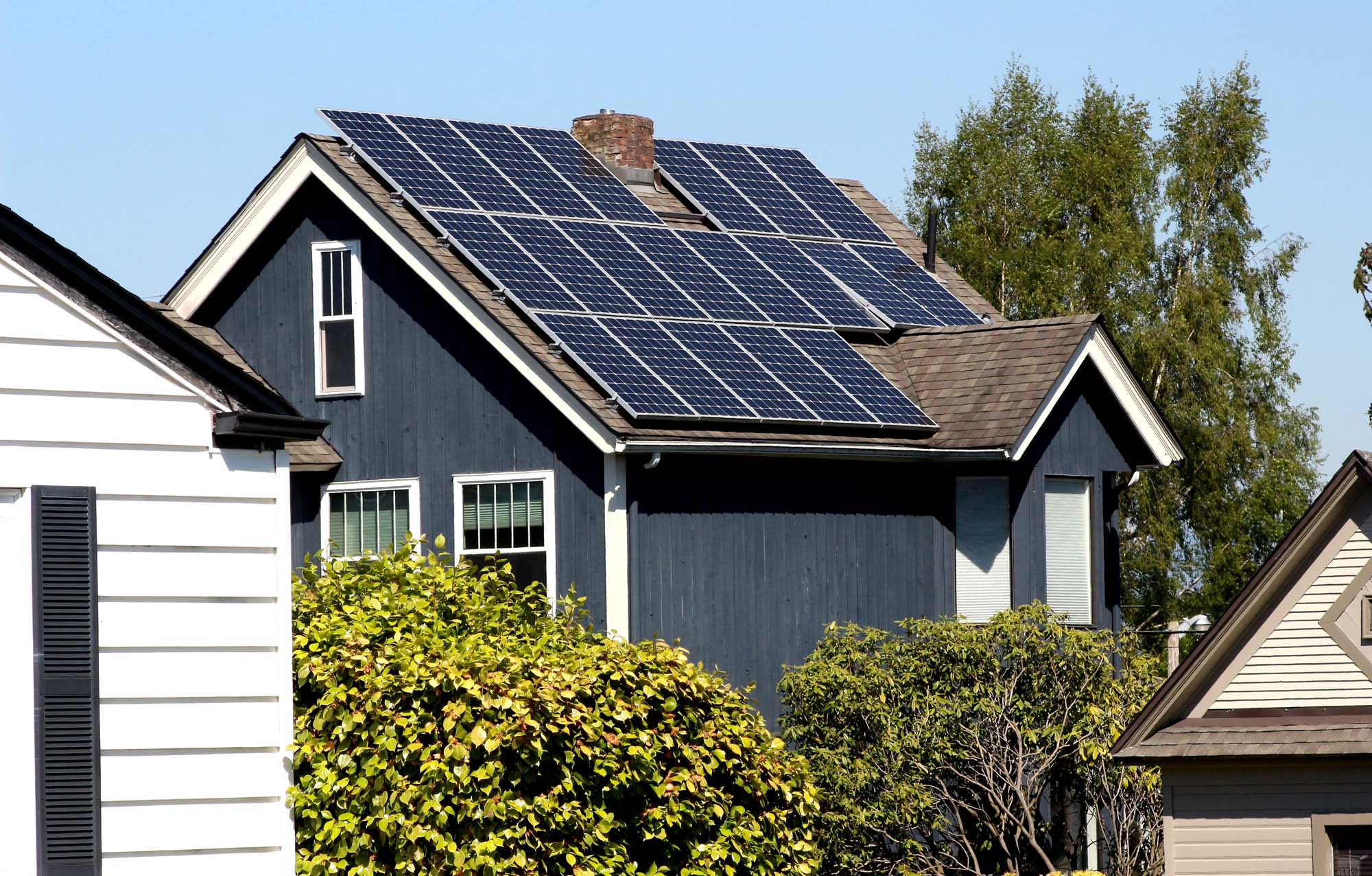 California Becomes First State To Mandate Solar On New