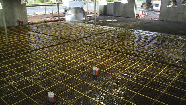 Crack Inducer System Concrete Construction Magazine