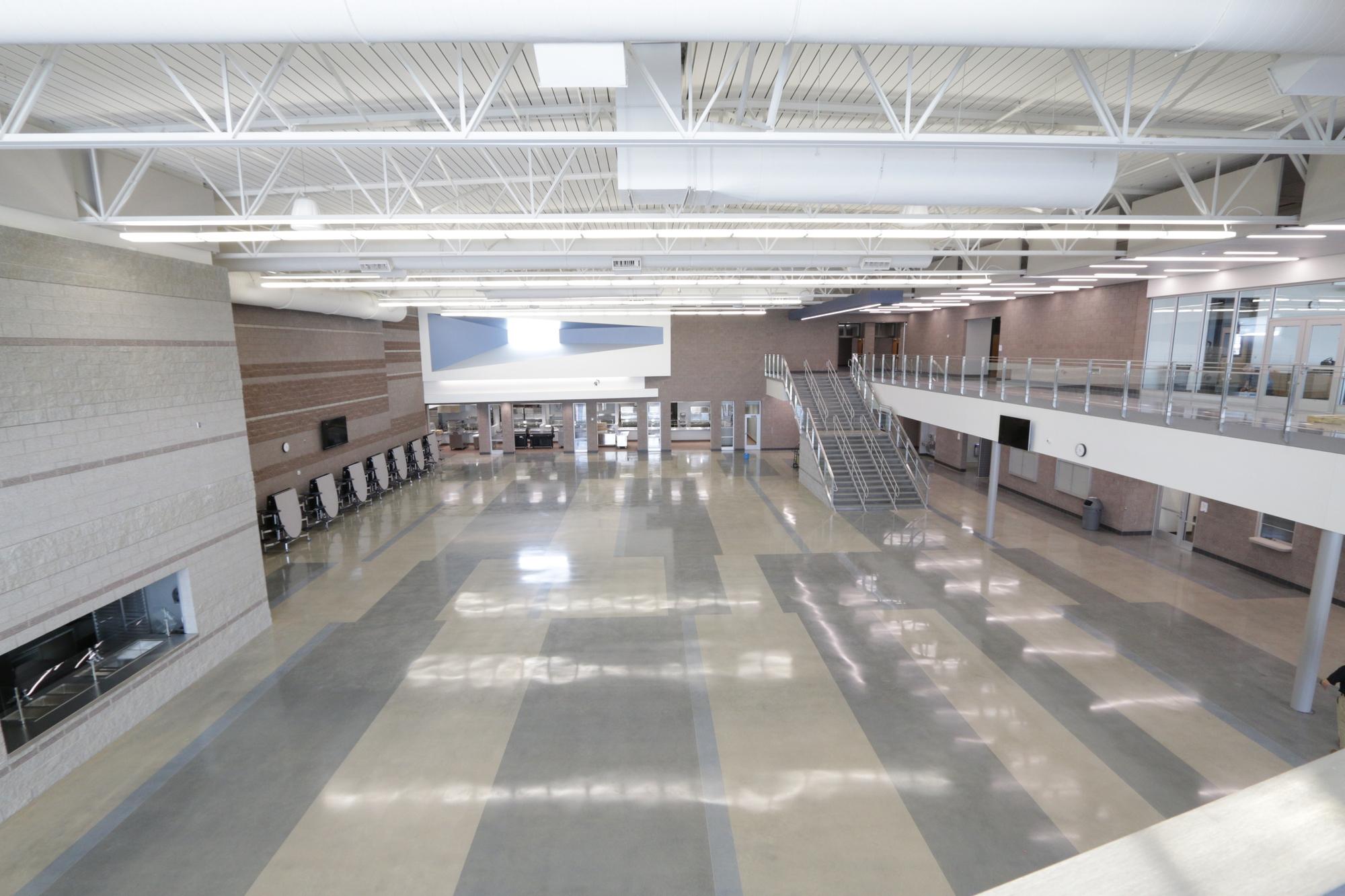 Hillcrest Junior High School Concrete Construction Magazine
