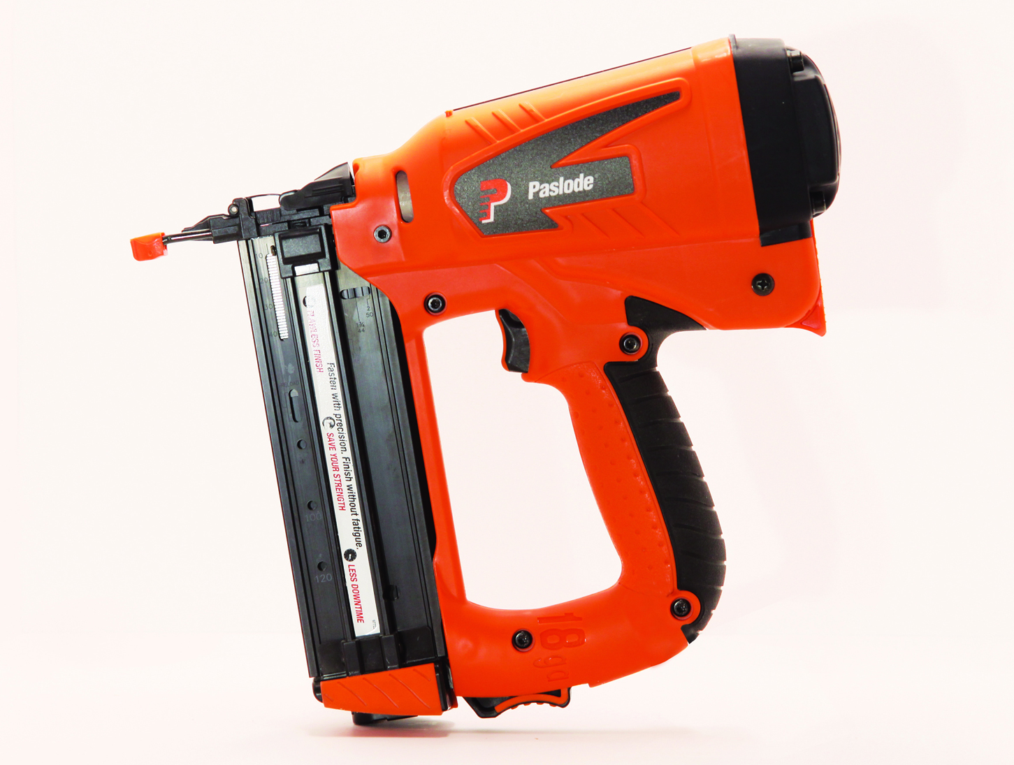 Paslode Im200li Cordless Brad Nailer Tools Of The Trade