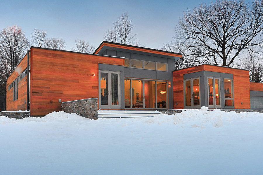 Copake breezehouse copake n y builder magazine for John paul greene custom homes