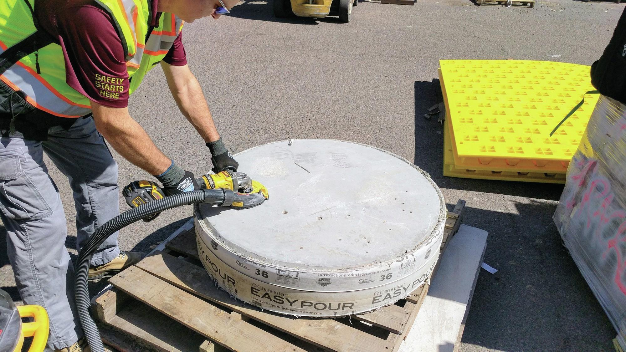 Silica Dust Compliance Guide Concrete Construction