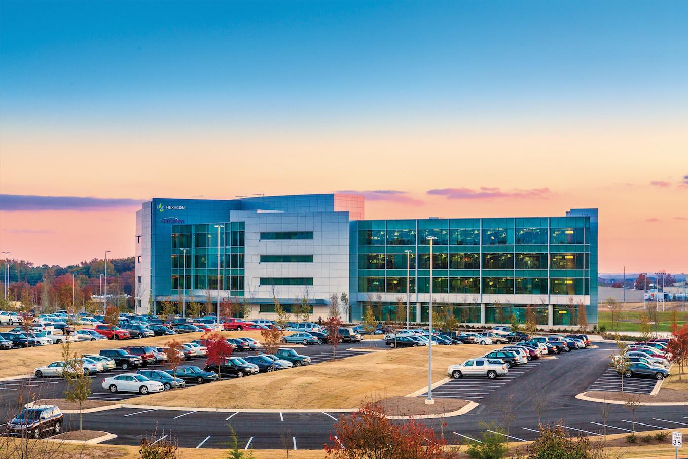 Intergraph Corporate Headquarters Architect Magazine