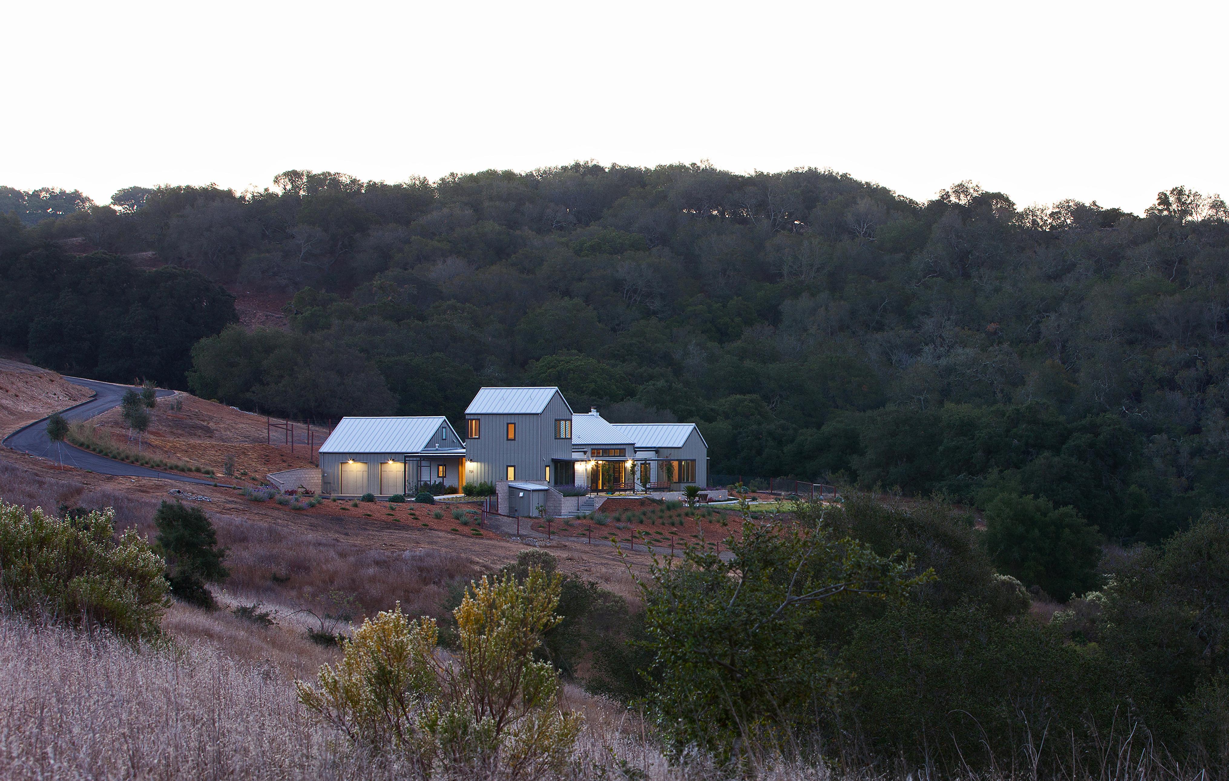 Arroyo Grande Modern Farmhouse   Architect Magazine