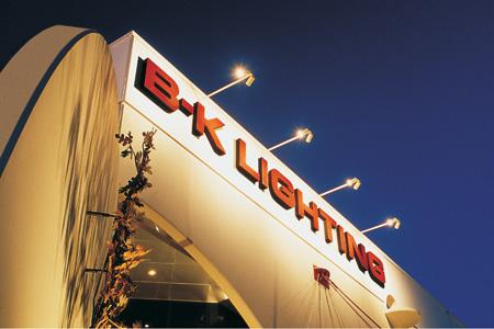 B K Lighting Inc Architectural Magazine