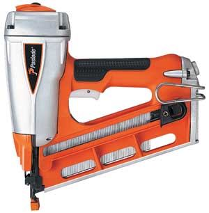 First Test Paslode Angled 16 Gauge Nailer Tools Of The