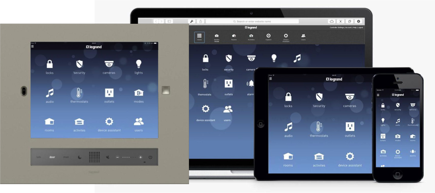 Legrand Makes Home Automation A Differentiator With Affordable Wiring Accessories Intuity System Builder Magazine Technology