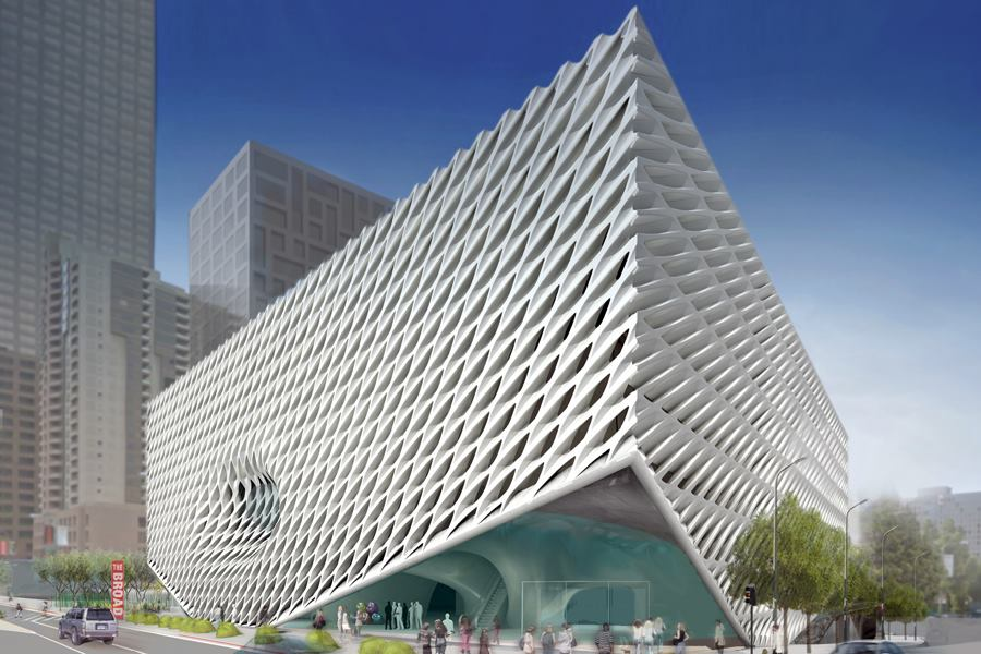 Tour The Broad in Los Angeles by Diller Scofidio + Renfro