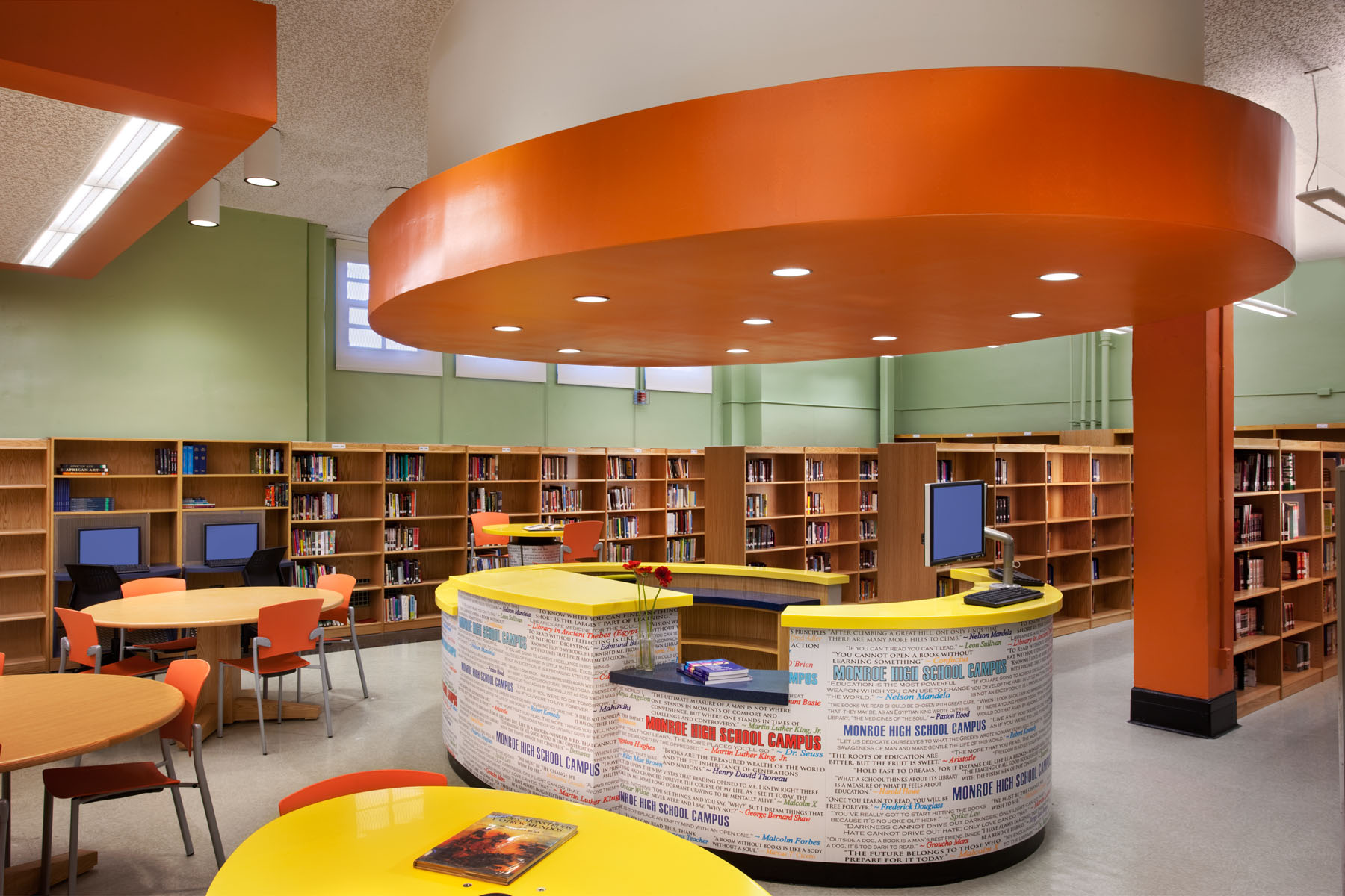 NYC SCA New Visions for Public Schools Architect Magazine di