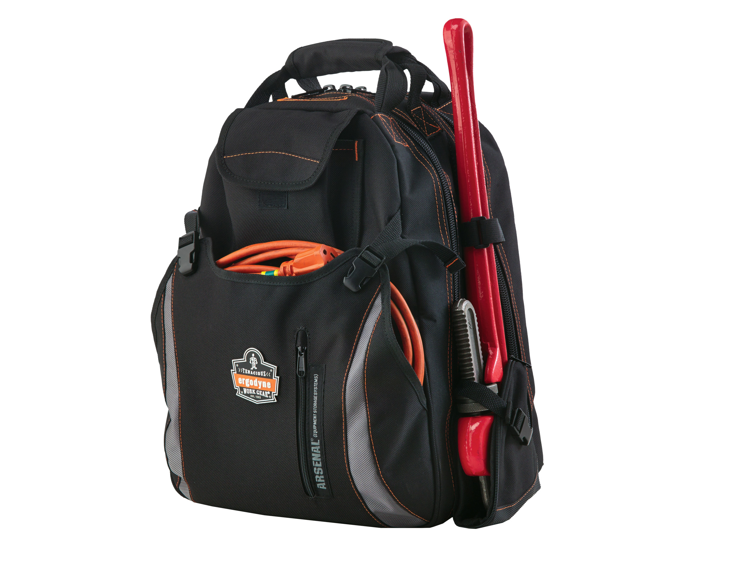 Ergodyne Arsenal Tool Backpack Tools Of The Trade