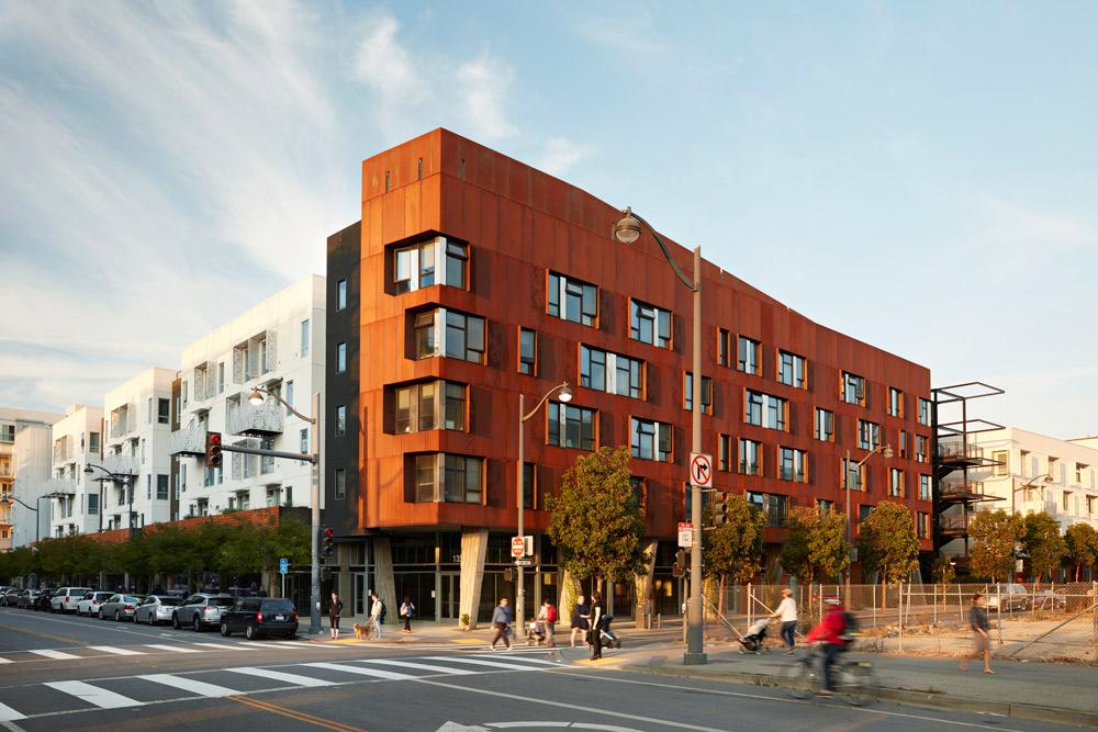 Five88 By David Baker Architects Architect Magazine