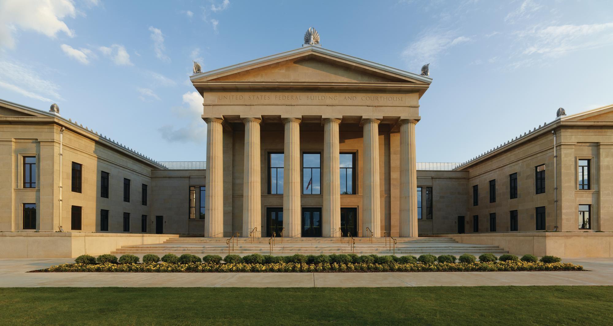 tuscaloosa federal building and courthouse architect magazine