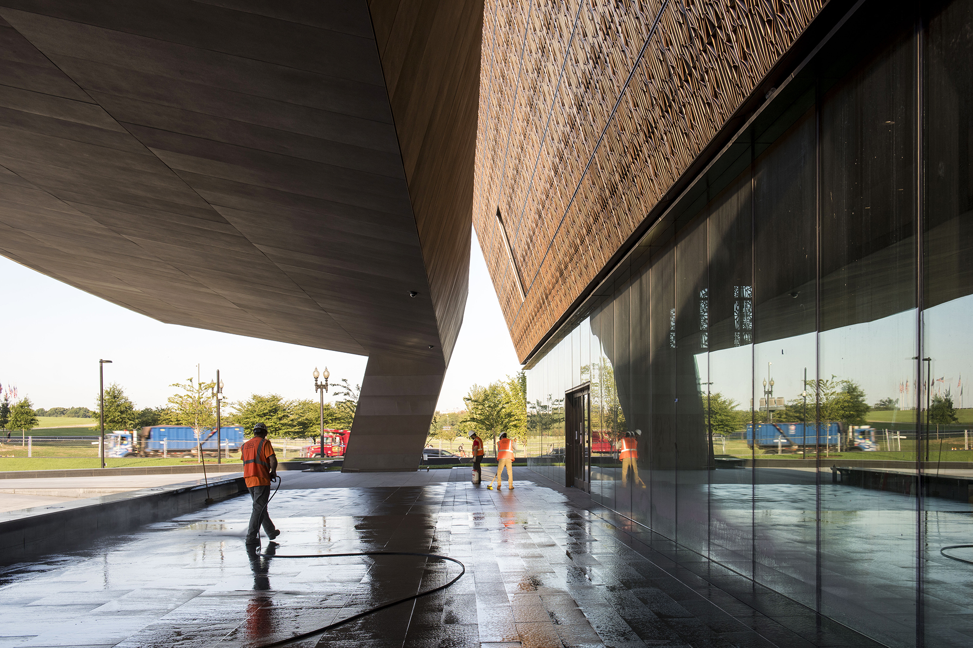 an analysis of the african museum project Project case study #2 smithsonian national museum of african american  history and culture  element analyzed the color properties of the bronze  corona panel sample provided by the client and devised a method for  reproducing.