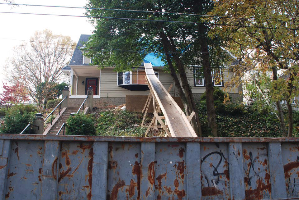 Cost To Build A House >> Carried Away: Debris-Removal Slide | Remodeling