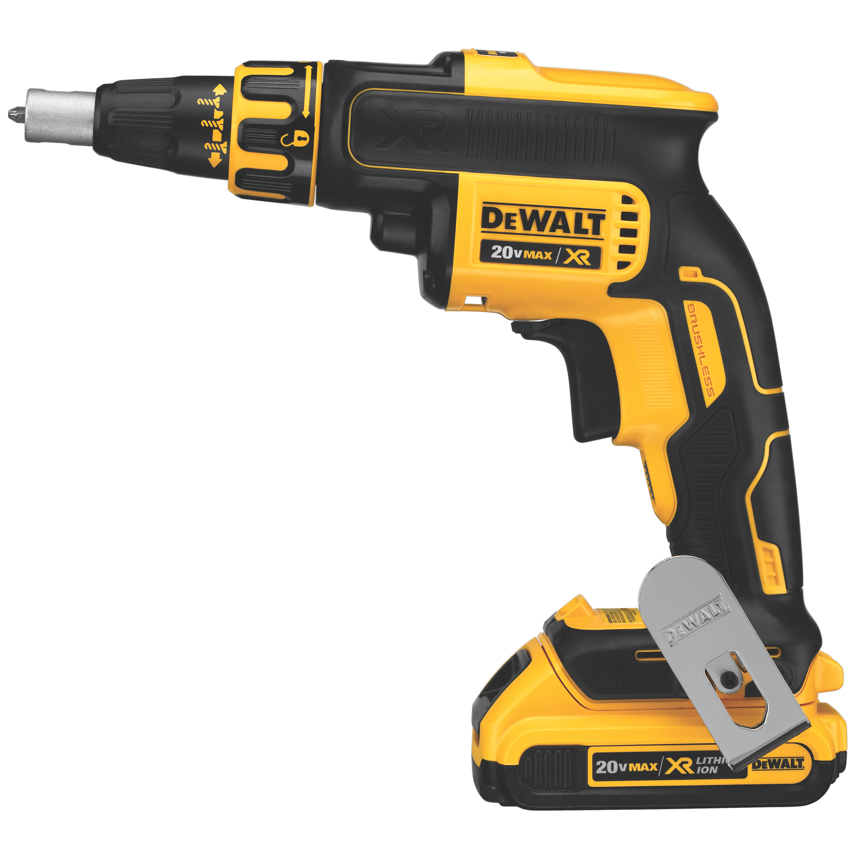 DeWalt DCF620 Cordless Drywall Gun | Tools of the Trade | Drills ...