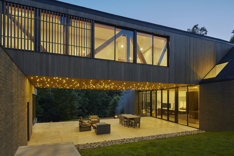 Dogwoodtrot House Residential Architect Modus Studio