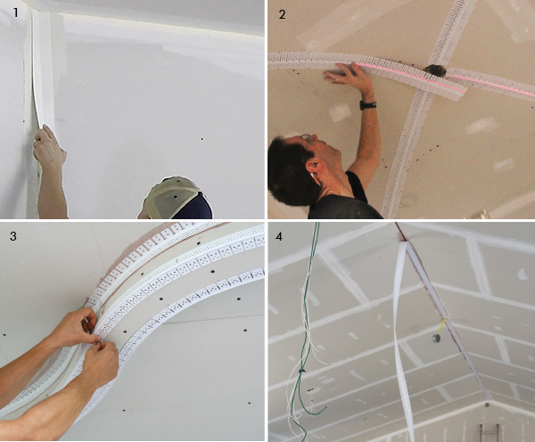 Finishing Inside Corners Amp Off Angles Jlc Online