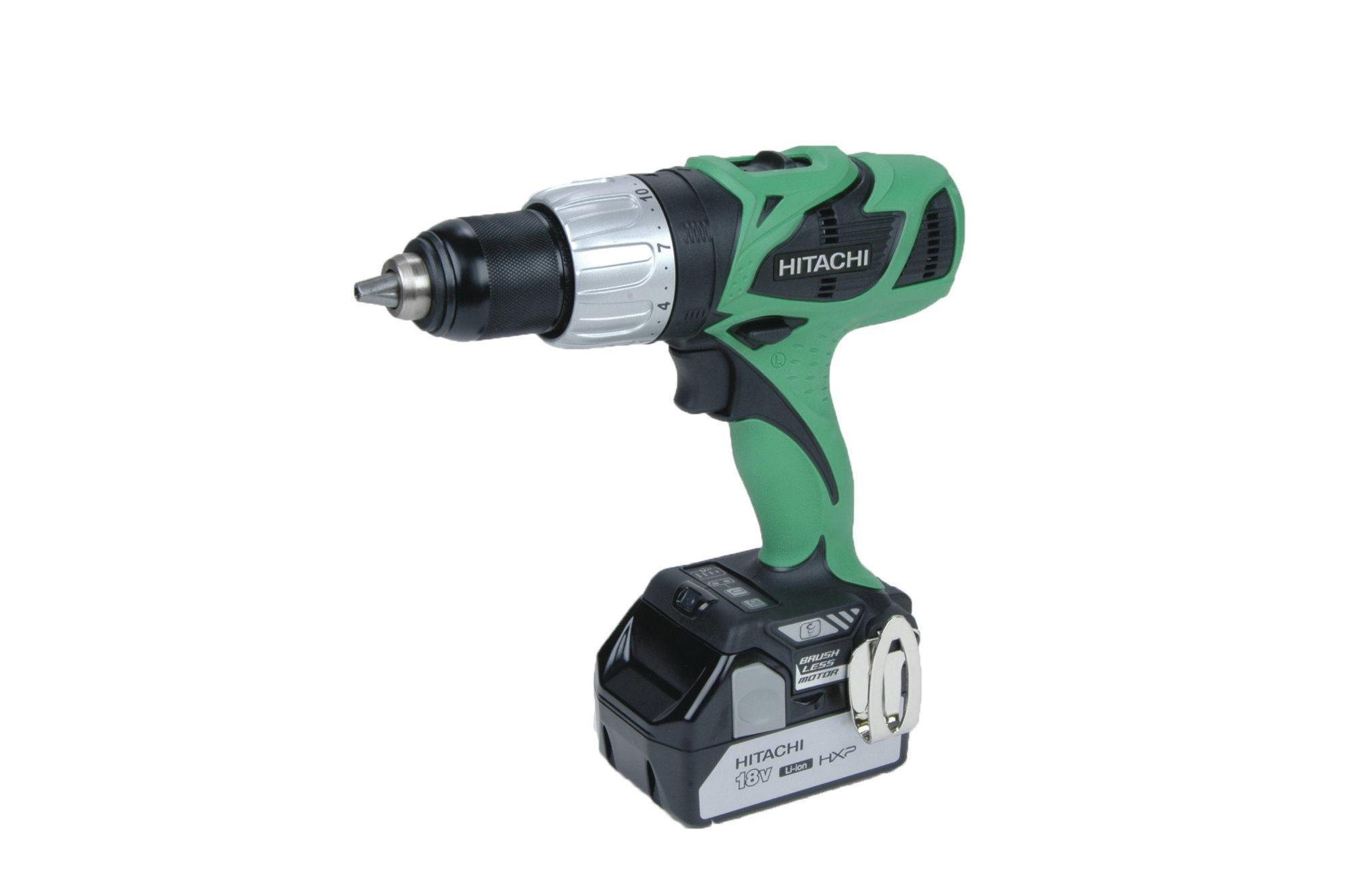 Hitachi Dv18dbl Hammer Drill Driver Review Tools Of The