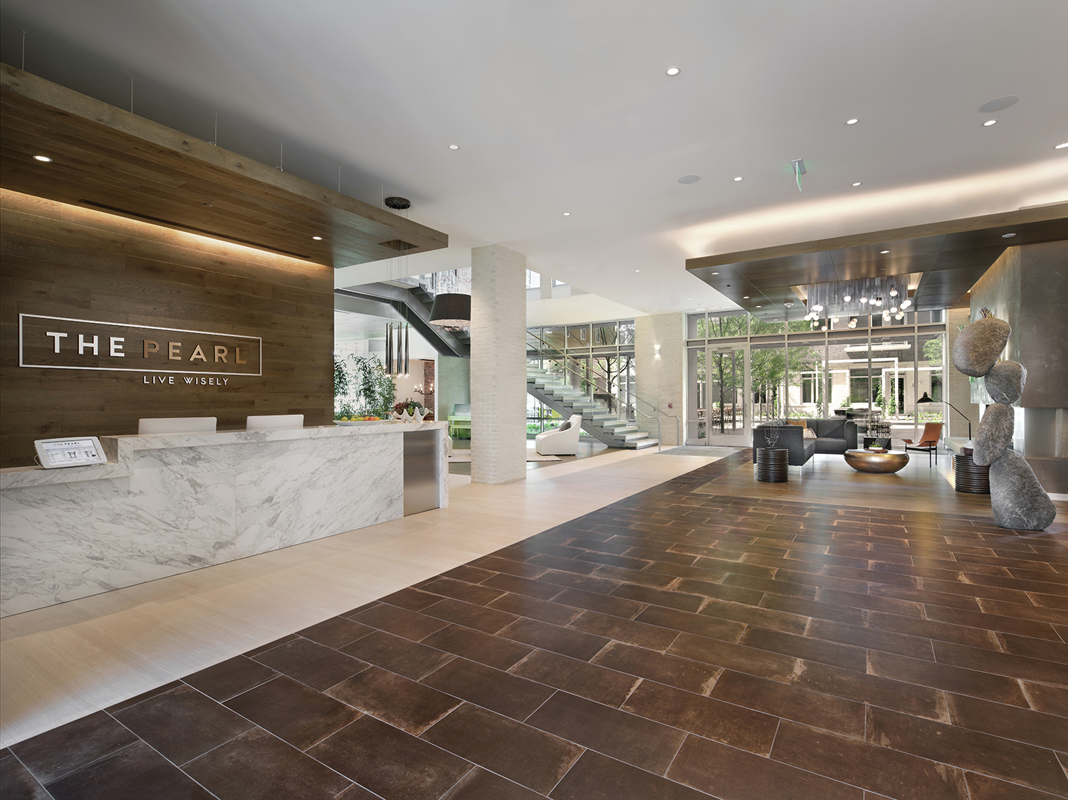 Luxury apartments achieve 1st residential fitwel - How to design an apartment ...