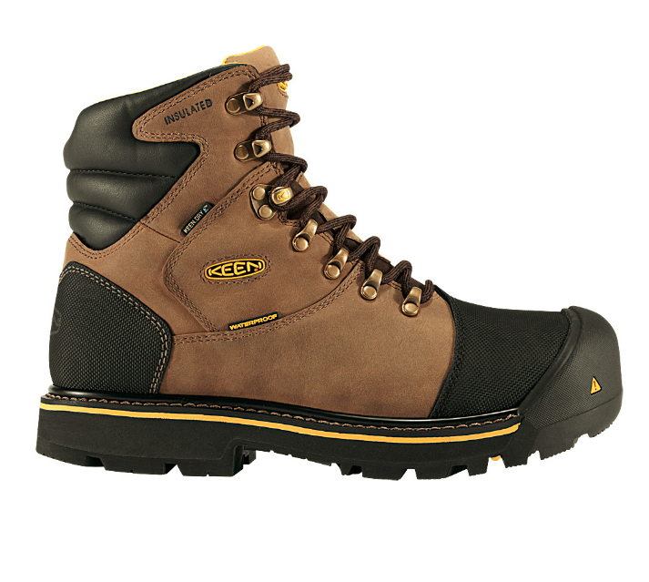 Stay Warm This Winter With Keen Utility Work Boots