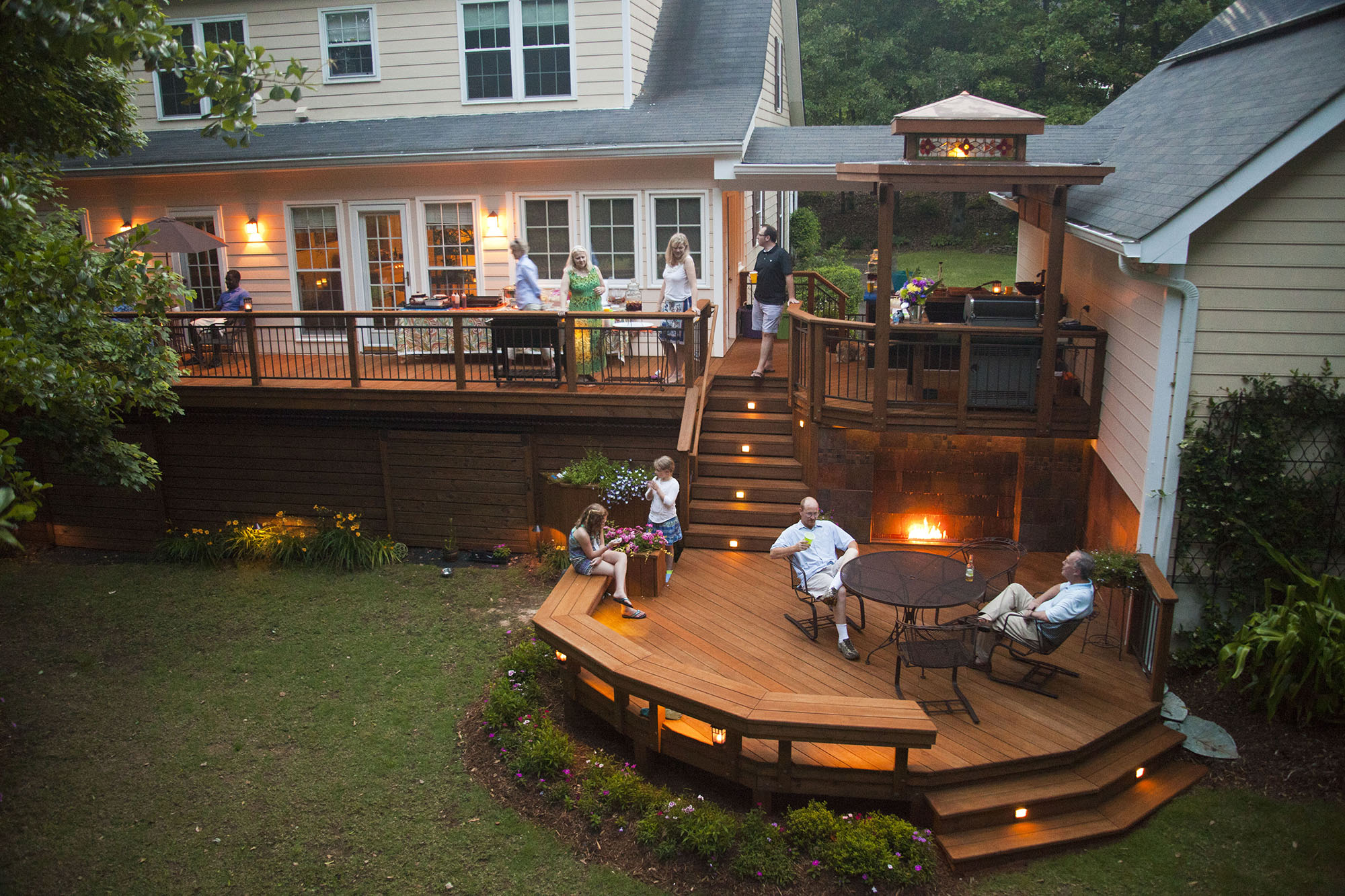 Are composite decks as environmentally friendly as they ...