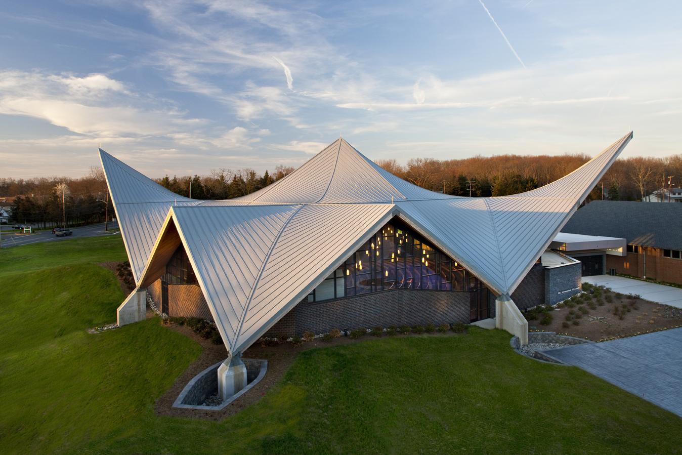 St Aloysius Church Architect Magazine Erdy Mchenry