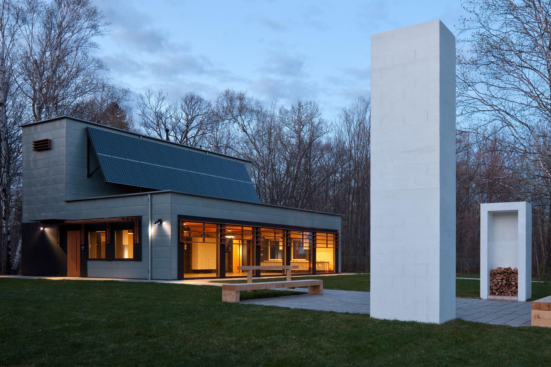 2012 Aia Cote Top Ten Green Project University Classroom