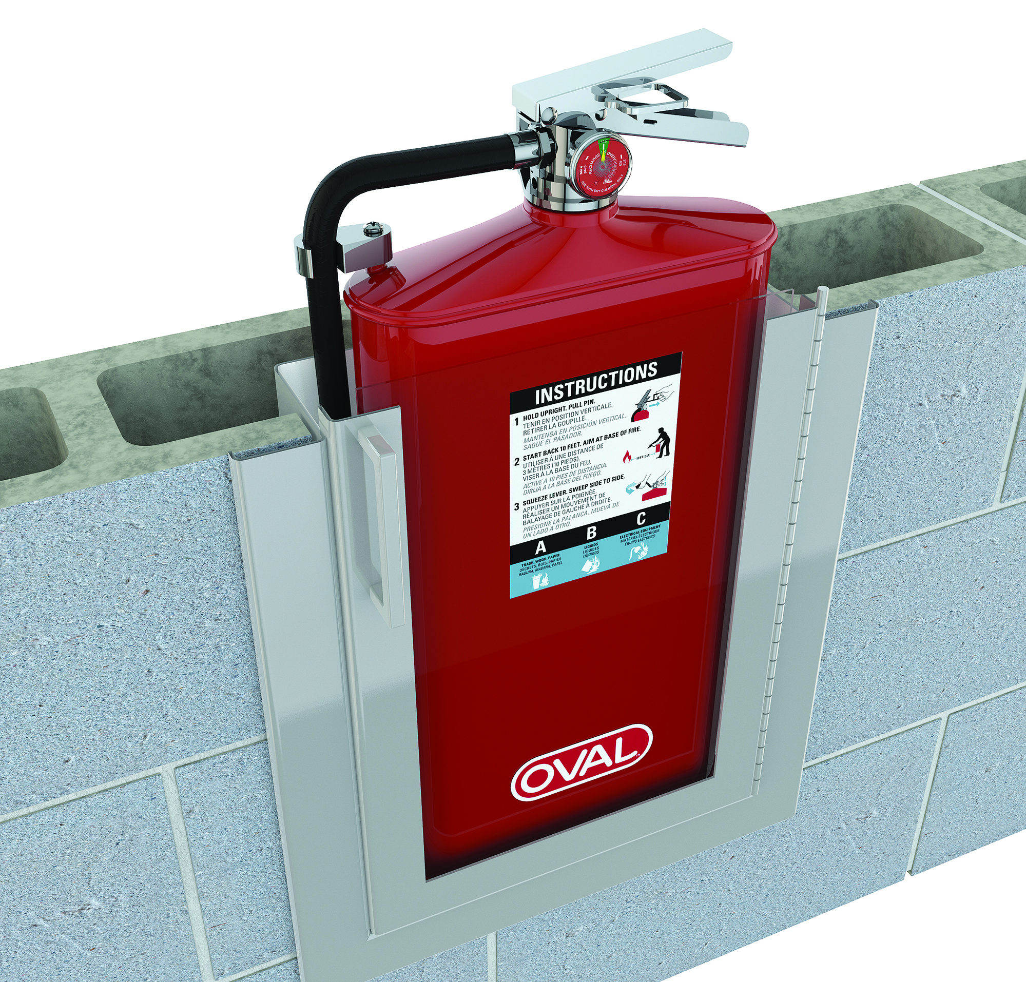 The World S Thinnest Fire Extinguisher Jlc Online Fire