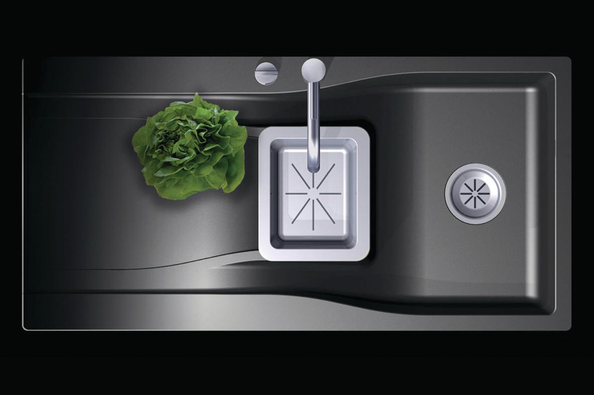 Rock Solid: Schock Granite Sinks | Remodeling | Kitchen, Bath, Houzer,  Schock