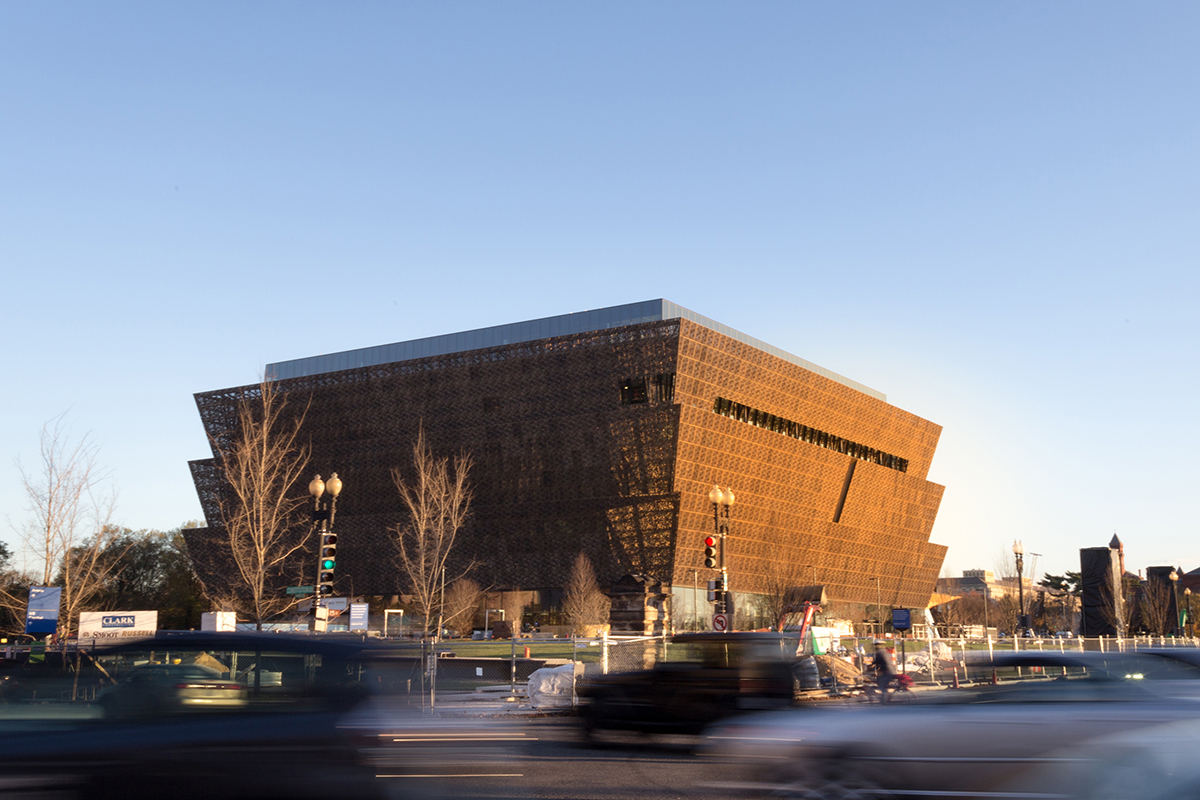 The National Museum Of African American History And Culture Opens