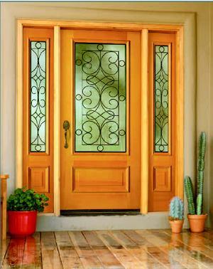 Simpson Door Company Mastermark Entry Door Custom Home